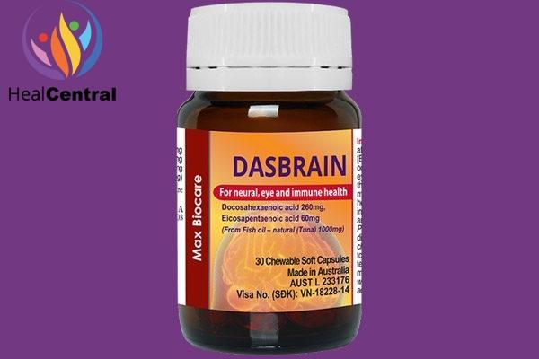Hộp thuốc Dasbrain