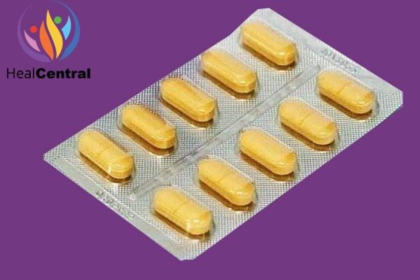 Vỉ thuốc Nirdicin