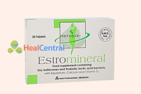 Hộp thuốc Estromineral