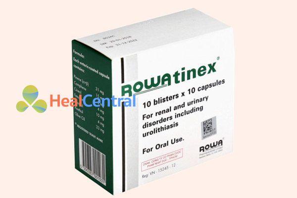 Hộp thuốc Rowatinex