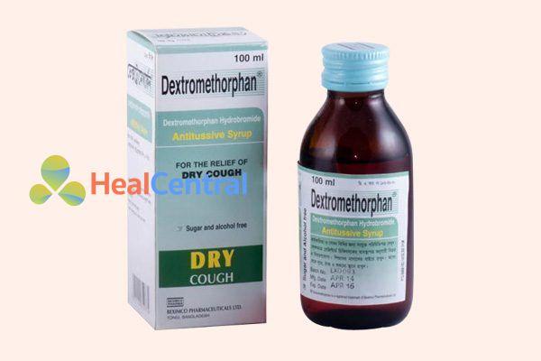 Thuốc Dextromethorphan