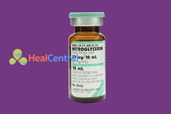 Thuốc Nitroglycerin