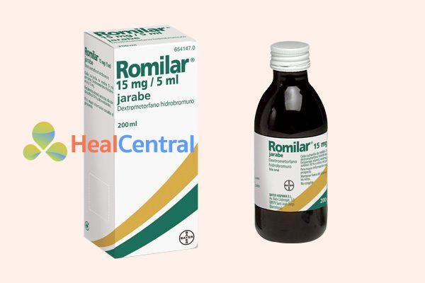 Thuốc Romilar