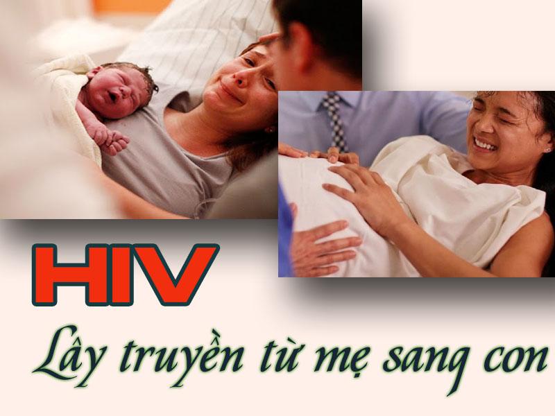 Đường lây truyền của HIV